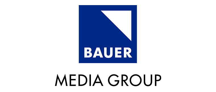 ARUMedia Kundenlogos Bauer Media Group