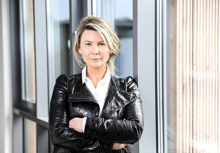 Portait Barbara Januszewska